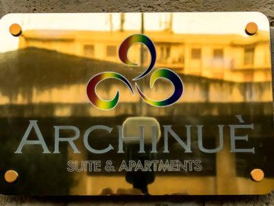 Вход в резиденции Archinue