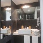 deluxe studio bathroom with terrace