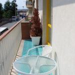 двухкомнатная квартира с балконом