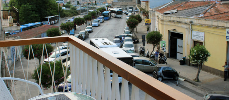 Корсо Умберто I - Автовокзал